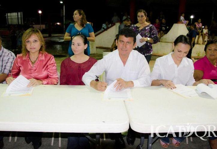 Aseguran que esta alianza tendrá un impacto social significativo en la población de Bacalar. (Redacción/SIPSE)