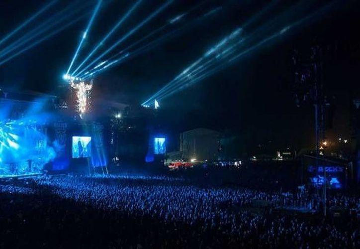 El festival Wacked Open Air, que dura cuatro días, se celebra en Alemania cada año en agosto. (Contexto/Internet)