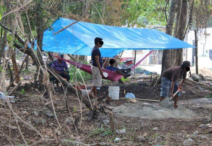 'Pagan renta hace muchos años y no hay condiciones económicas para seguir así'. (Sara Cauich/ SIPSE)