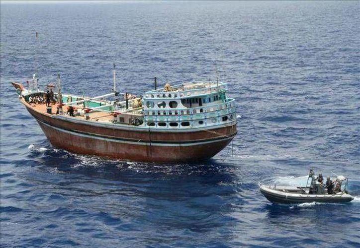 Mohamed Abdi Hassan mantuvo como rehenes a diez ciudadanos durante 70 días. (Agencias)