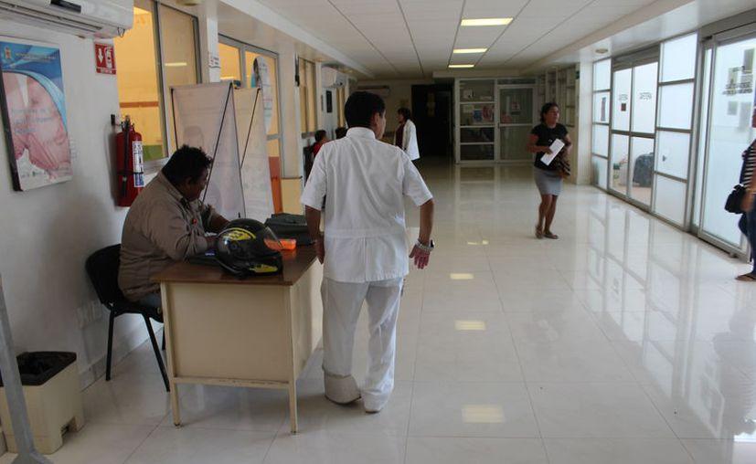 El sector salud dio el reporte de los casos de influenza en el estado. (Daniel Tejada/SIPSE)
