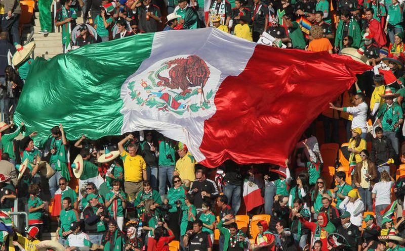 Resultado de imagen para copa mundial rusia y mexico
