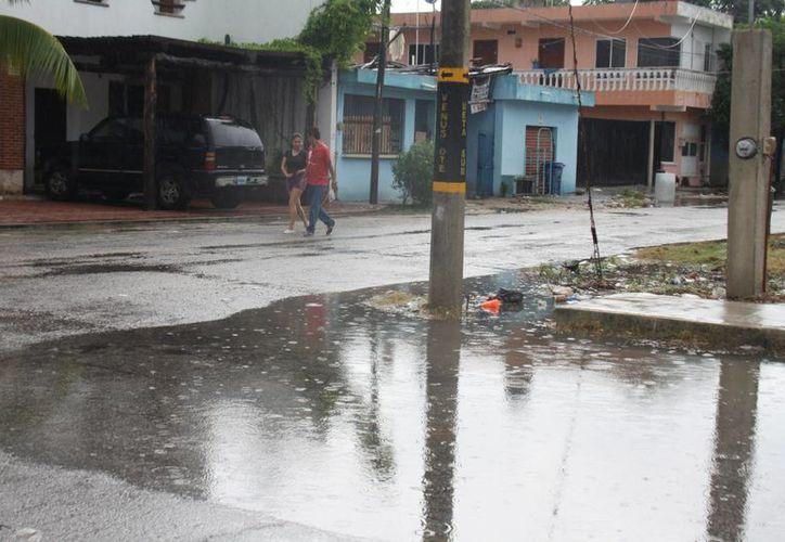 En la temporada de huracanes recién concluida, las afectaciones que se registraron fueron por las intensas lluvias. (Sara Cauich/SIPSE)
