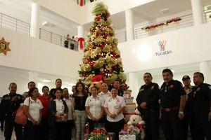 Cobra más fuerza el espíritu navideño en Yucatán