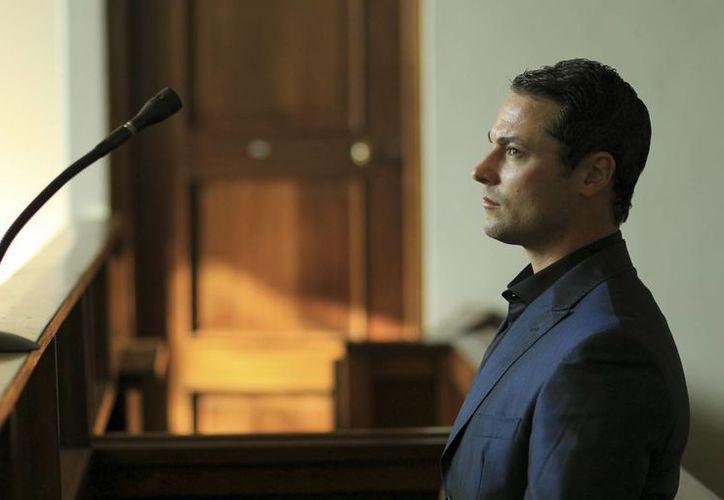 Carl Pistorius fue absuelto este martes de todos los cargos. (Agencias)