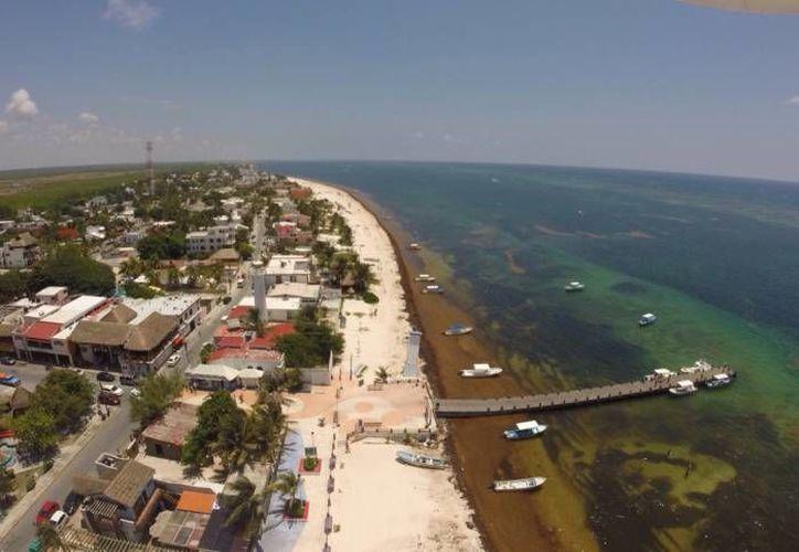 La ubicación geográfica del Caribe mexicano es el principal freno para que sea afectado por sismos o tsunamis de gran magnitud. (Israel Leal/SIPSE)