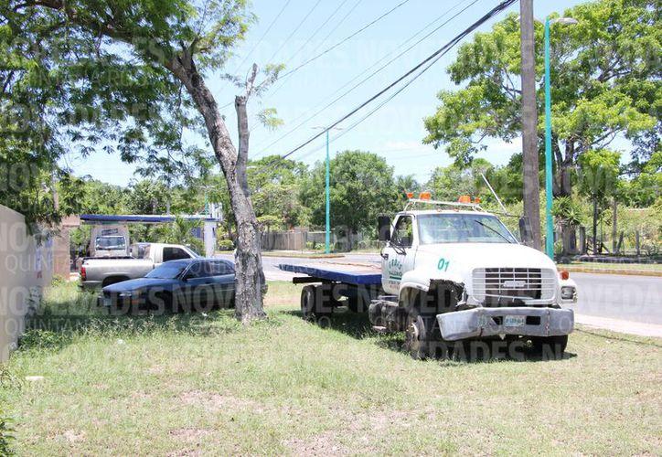 En Quintana Roo operaran al menos 311 grúas. (Benjamín Pat/SIPSE)