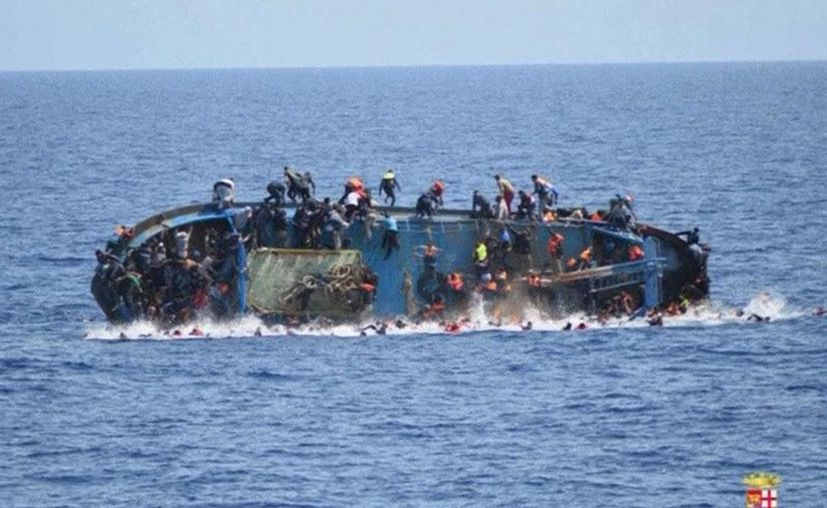 Se informó que unas 100 personas murieron en incidentes recientes en el Mediterráneo. Foto de contexto. (Archivo/Agencias)