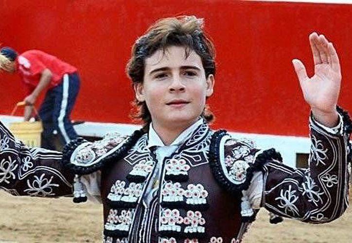 El diestro yucateco realizará su primera corrida internacional. (SIPSE)