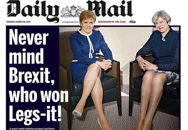 Diferentes diputados británicos expresaron su molestia a través de Twitter (Foto: Daily Mail)