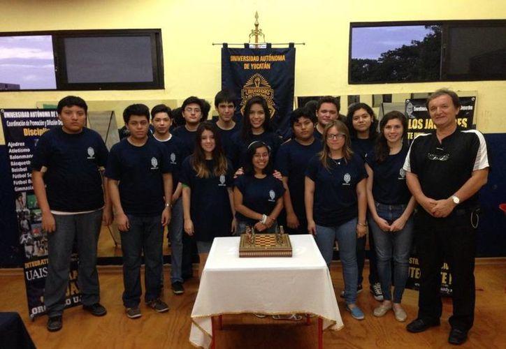 Los ajedrecistas universitarios han tenido intensa actividad, ya que hace apenas unos meses se realizó el Abierto Universitario. (Milenio Novedades)