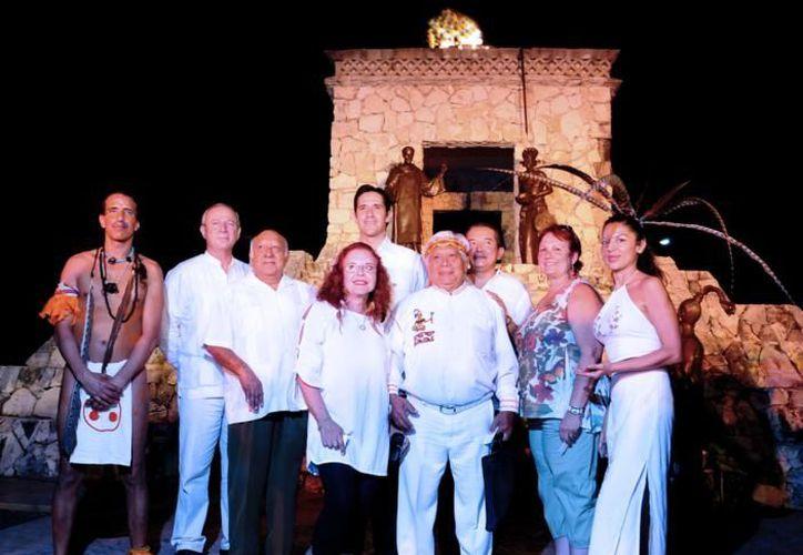 El programa incluye una ceremonia de purificación maya. (Cortesía/SIPSE)