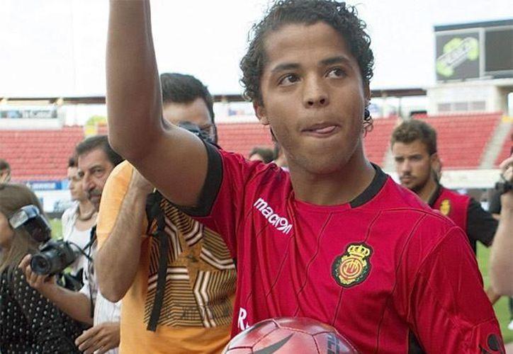 Gio se perdió dos jornadas por una lesión muscular. (Foto: Mallorca)