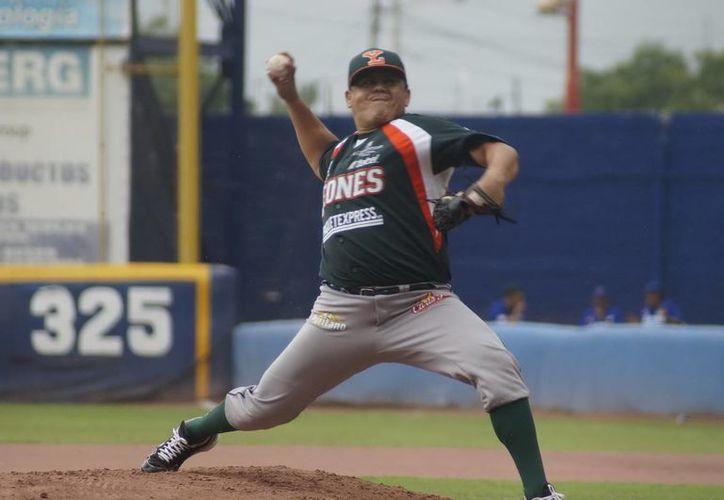 Jesús Aurelio Rodríguez se apuntó el primer partido. (Milenio Novedades)
