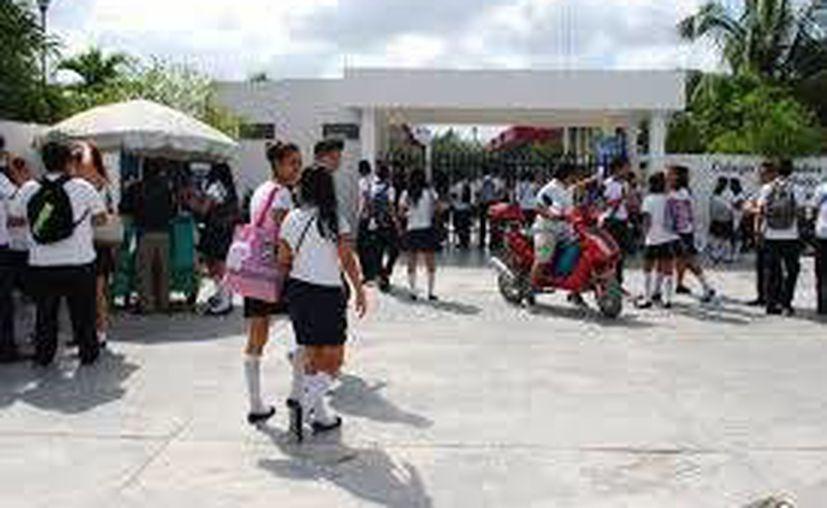 El XII Concurso Estatal de Creatividad e Innovación Tecnológica 2014, se celebrará los días 3 y 4 de abril en el Cecyte plantel Cancún I. (Redacción/SIPSE)