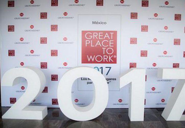Great Place to Work Institute es una empresa global de investigación. (Top Management)