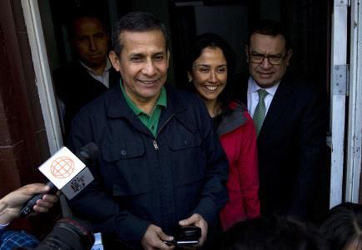 Ollanta Humala y su esposa, Nadine Heredia, ya se encuentran en prisión. (El Financiero)