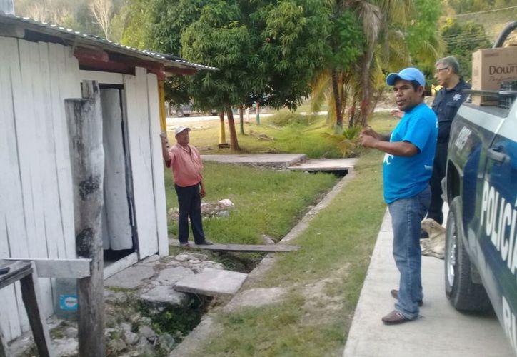 Hacen un llamado a las autoridades a tomar cartas en el asunto lo más pronto posible. (Carlos Castillo/SIPSE)