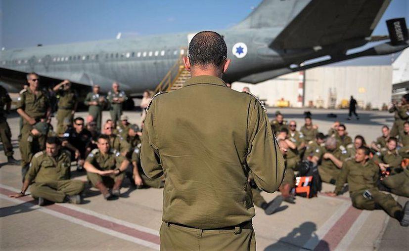 El ejército israelí dijo que enviará una delegación de 70 miembros a México. (Foto: Twitter)