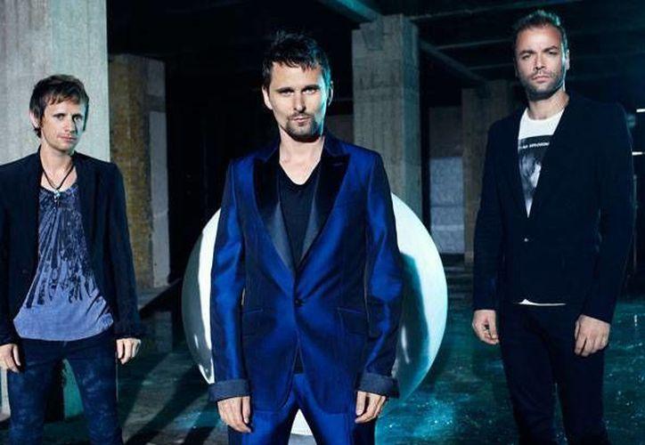 Muse tocará en el Palacio de los Deportes del 18 al 22 de octubre. (hypemoustache.com)