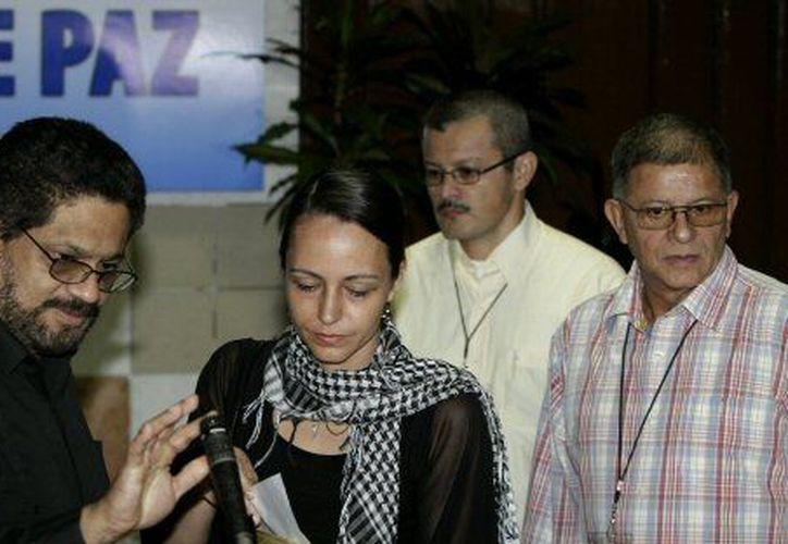 Las FARC agradecieron el apoyo de Cuba y Noruega como garantes en el proceso. (Agencias)