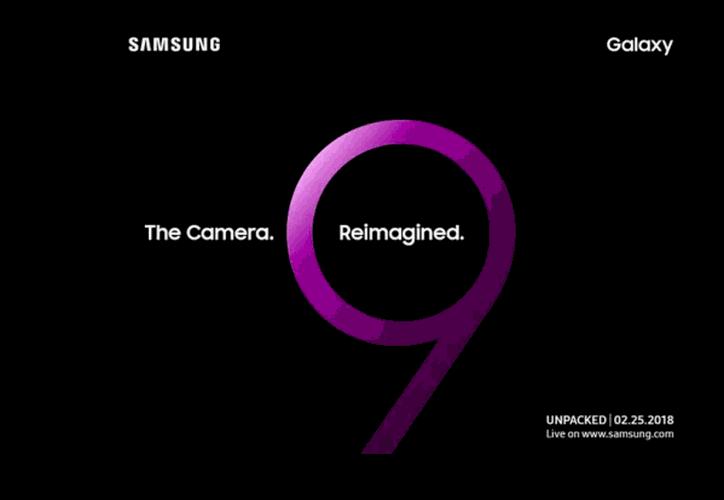 La última filtración mostraba que la cámara principal de los Galaxy S9 tendrá apertura variable. (Foto: Captura del video)