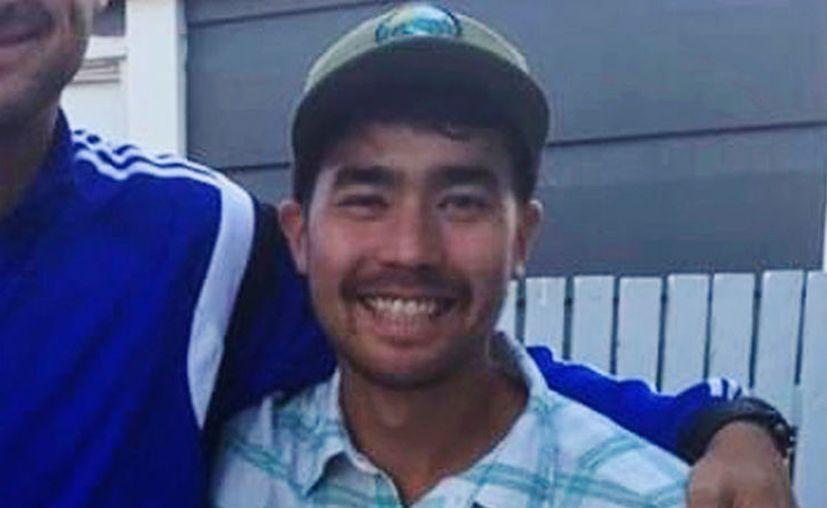 """John Allen Chau, de 27 años de edad, fue el último """"occidental"""" en intentar acercarse a los sentinelenses. (RT)"""