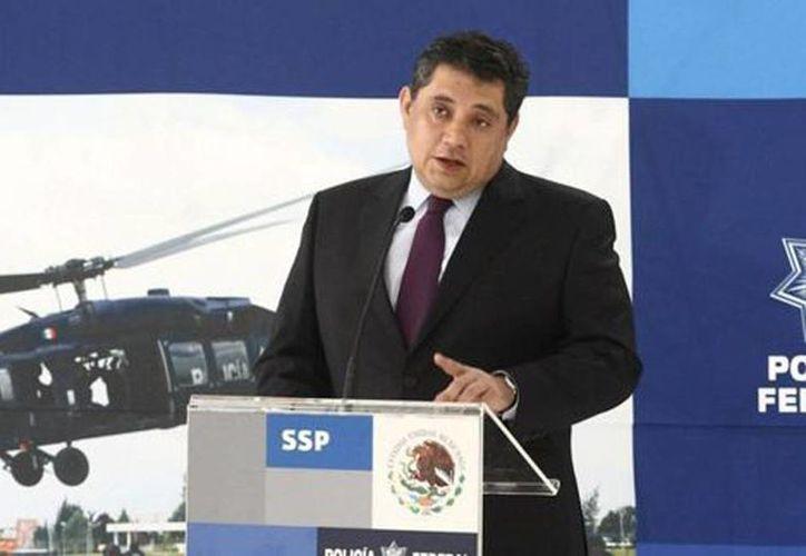 Ramón Eduardo Pequeño García era el responsable directo del área de monitoreo remoto de los penales federales. (Milenio)
