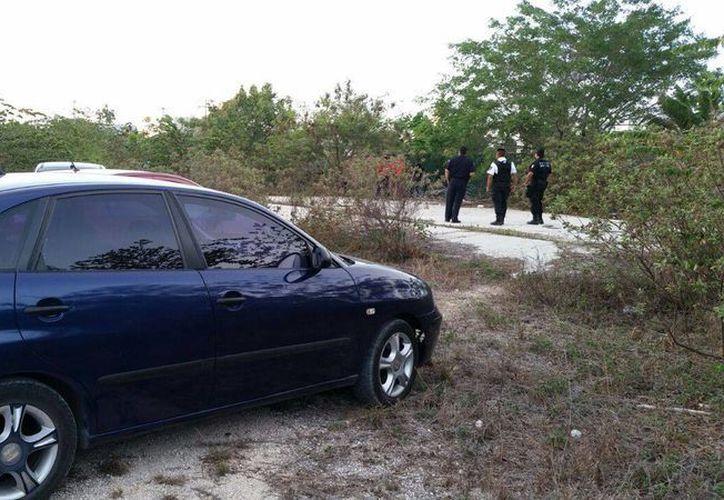 Las autoridades policíacas continúan con las investigaciones del caso. (Alejandro García/SIPSE)