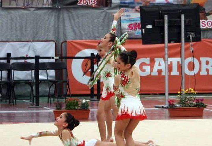 Yucatán tiene 33 medallas de oro, 50 de plata y 56 de bronce. (Mexsport)