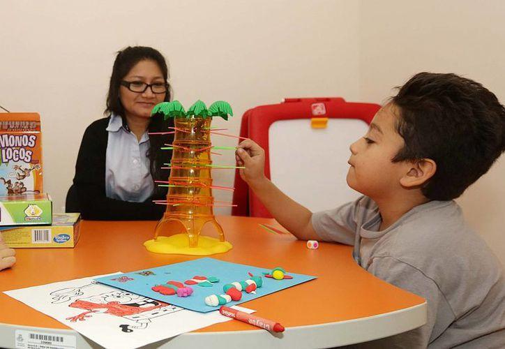 Los consultorios de psicología del DIF Municipal han atendido a 56 niños. (SIPSE)