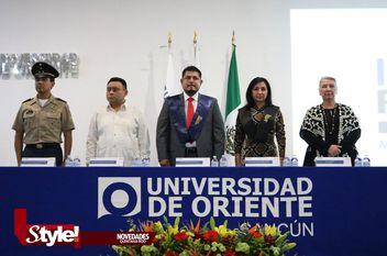 Informe de rectoría 2017 - 2018 de la Universidad Oriente