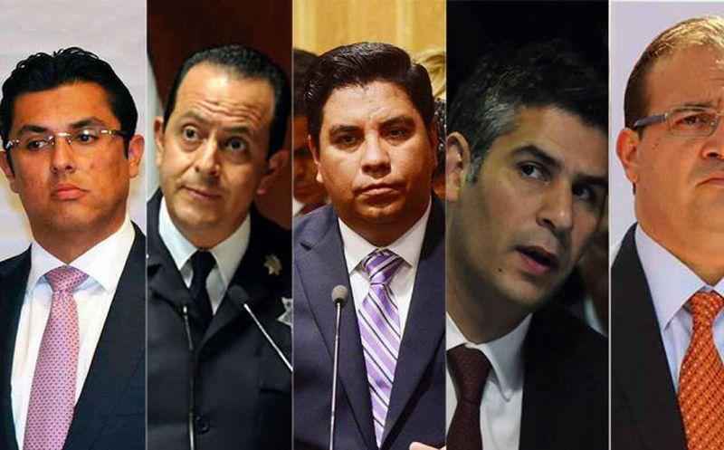 Afirma PGR que Duarte podría ir a prisión 55 años