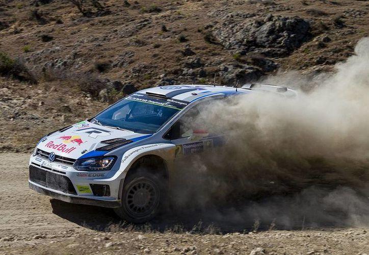 Para la edición 12 del Rally México se espera la asistencia de medio millón de personas. (Foto de contexto tomada de rallymexico.com)