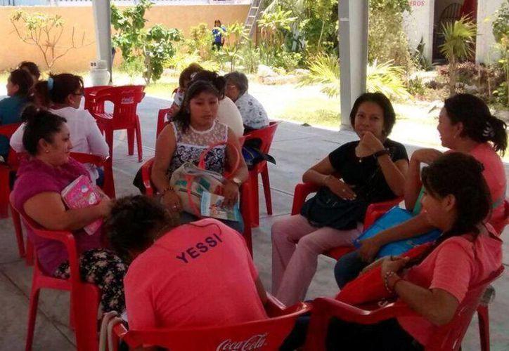 Catequistas yucatecos participaron recientemente en una capacitación. (Milenio Novedades)