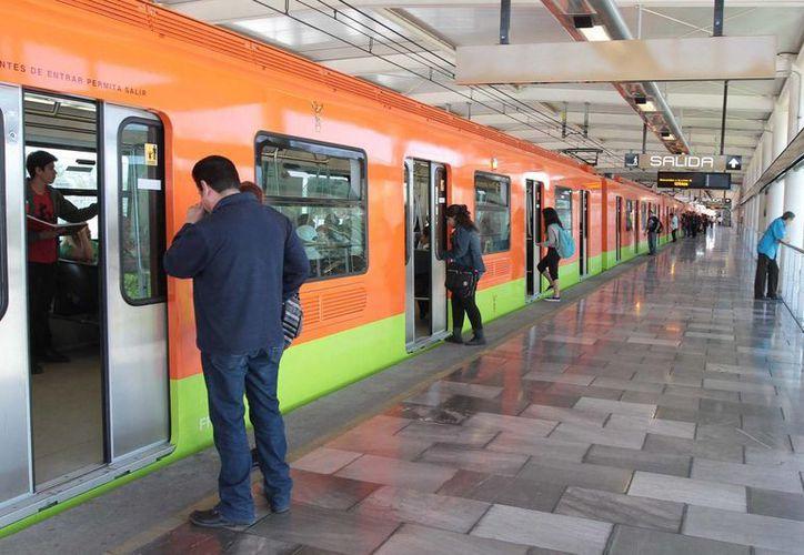 La arrendadora de los 30 trenes de la Línea 12 del Sistema de Transporte Colectivo Metro cumplirá con las recomendaciones de Systra. (Archivo/Notimex)