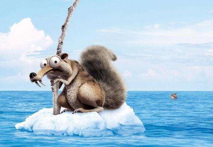 'Ice Age: Collision Course' o 'La era de hielo 5' llegará a los cines en 2016. (Foto tomada de tntla.com)