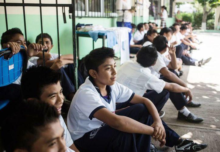El programa ADN busca el desarrollo integral de los jóvenes yucatecos. (Milenio Novedades)