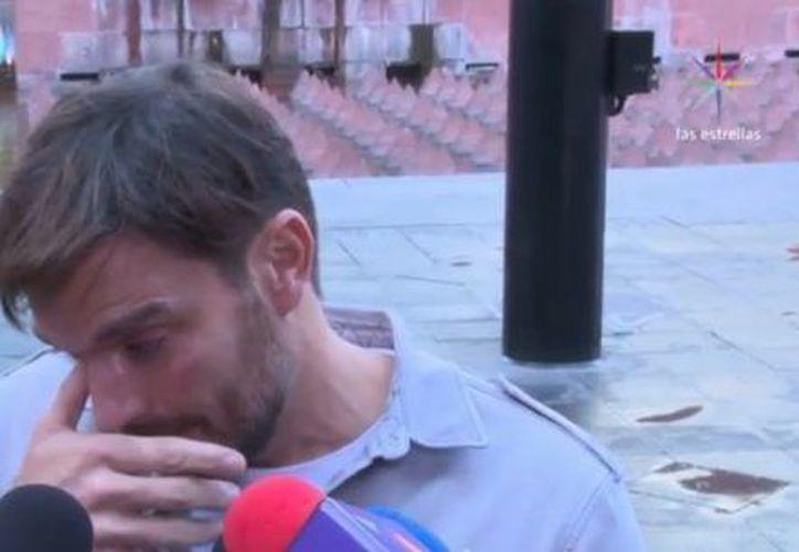 El pleito entre Marjorie de Sousa y Julián Gil sigue acaparando los titulares. (Contexto/Internet).