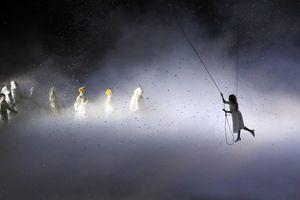 Inauguración de los Juegos Olímpicos de Sochi 2014