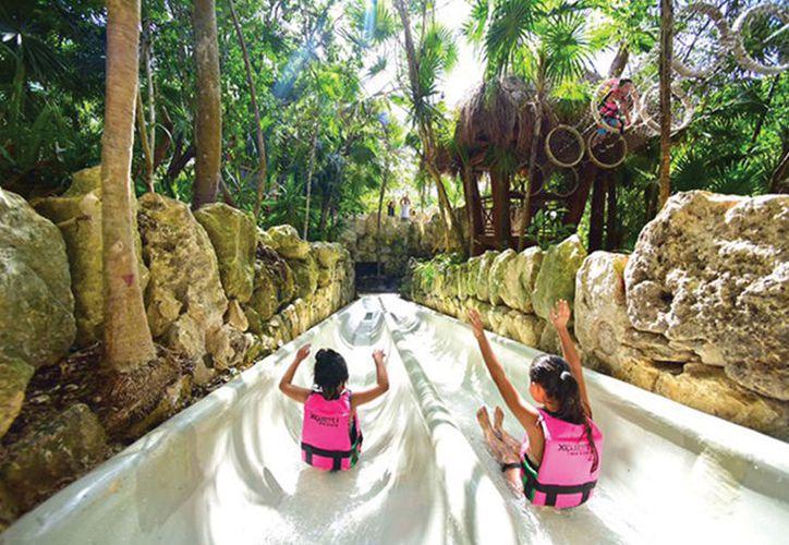 Experiencias Xcaret contará con otro atractivo para los turistas. (internet)