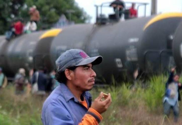 La cifra de indocumentados detenidos por las autoridades migratorias superó el 26 por ciento, alcanzando 117 mil 491, hasta noviembre pasado. (Archivo/EFE)