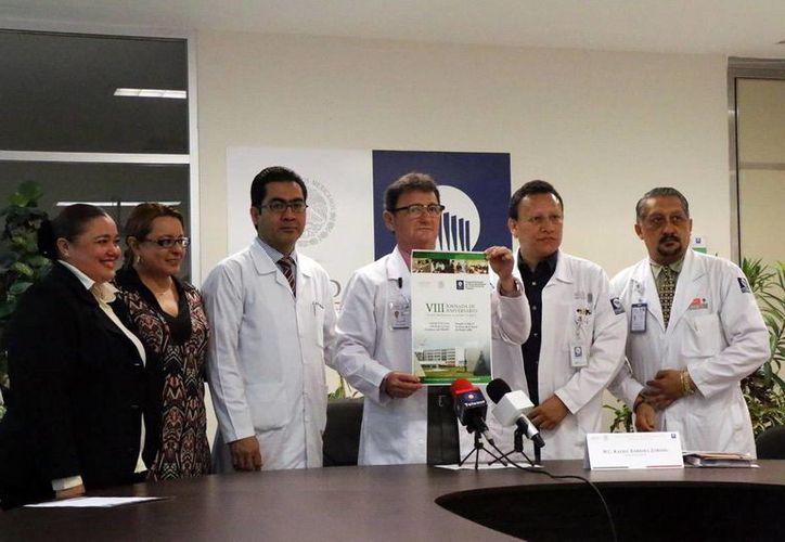Jornada académica para celebrar los ocho años del Hospital Regional de Alta Especialdiad (Hraepy). (José Acosta)