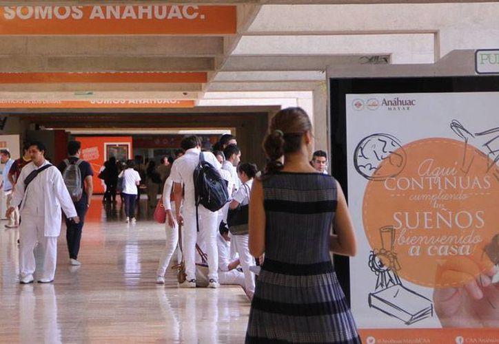 La Universidad Anáhuac Mayab organiza la Semana de Innovación 'Scaling Up', con ponentes nacionales y extranjeros, y emprendedores seriales en áreas diversas como industrias creativas, energía, salud y reconocidos innovadores sociales y turísticos. (Milenio Novedades)