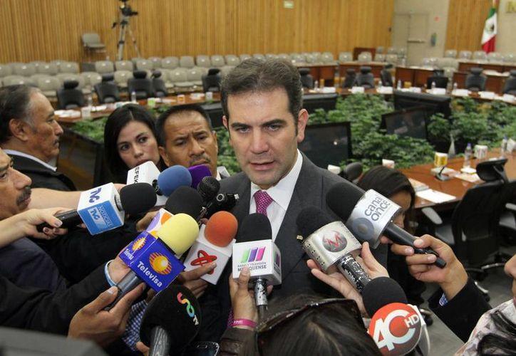 El consejero presidente del INE resaltó que el voto nulo disminuyó respecto de 2012 y sumó 4.5 por ciento. (Notimex)