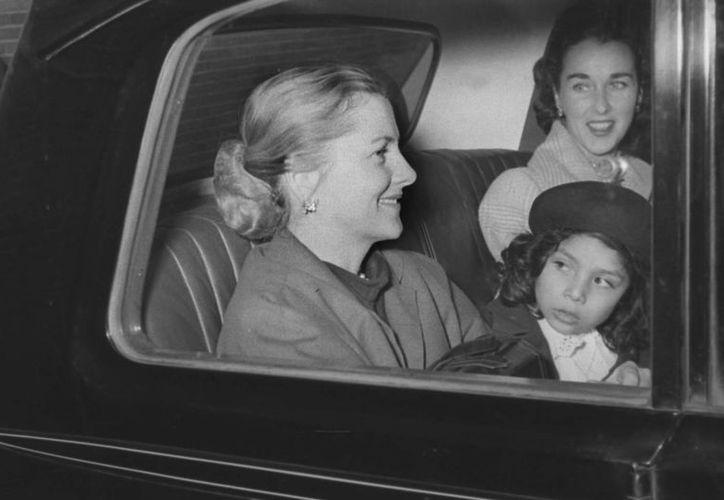 Joan Fontaine era reconocida por su papel en la película 'Sospecha' en 1942. (EFE)