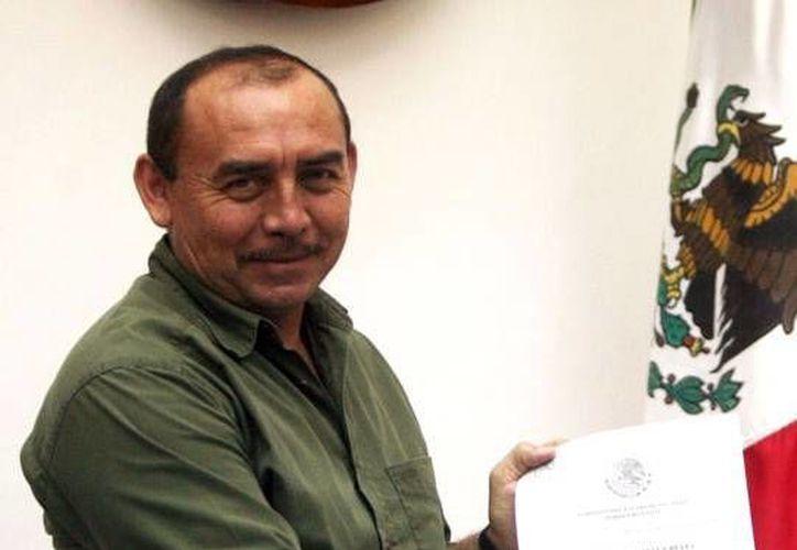 Vela Reyes declaró que van por la mayor cantidad de recursos que puedan obtener para el Estado. (Milenio Novedades)