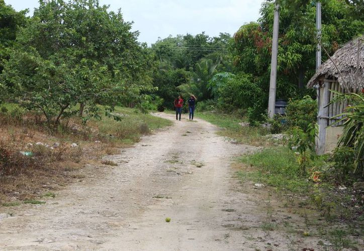 San Antonio Nuevo se encuentra a menos de cinco minutos de la ciudad de Felipe Carrillo Puerto. (Benjamin Pat/SIPSE)