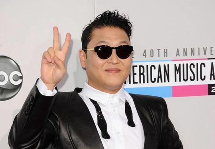 Psy también promoverá su nueva tema en un concierto en Seúl. (www.justjared.com/Archivo)