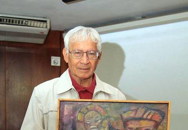 """Las obras del maestro Manuel Lizama, serán parte de la muestra colectiva """"Expresiones costumbristas"""". (Milenio Novedades)"""